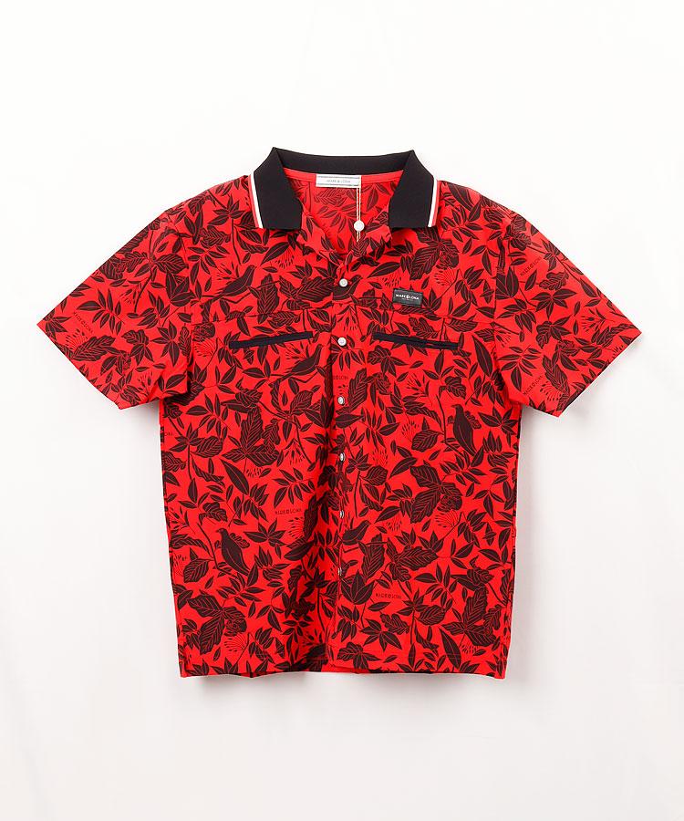 ML 高機能ボウリングシャツ