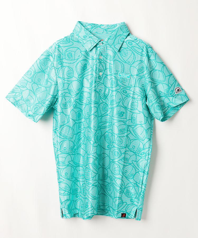 【2000円クーポン付き】NB Capグラフィックポロシャツ