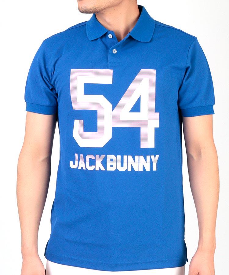 JB 「54」ビッグロゴ◆ポロシャツ