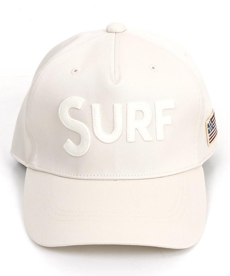 HO 「SURF」ロゴキャップ