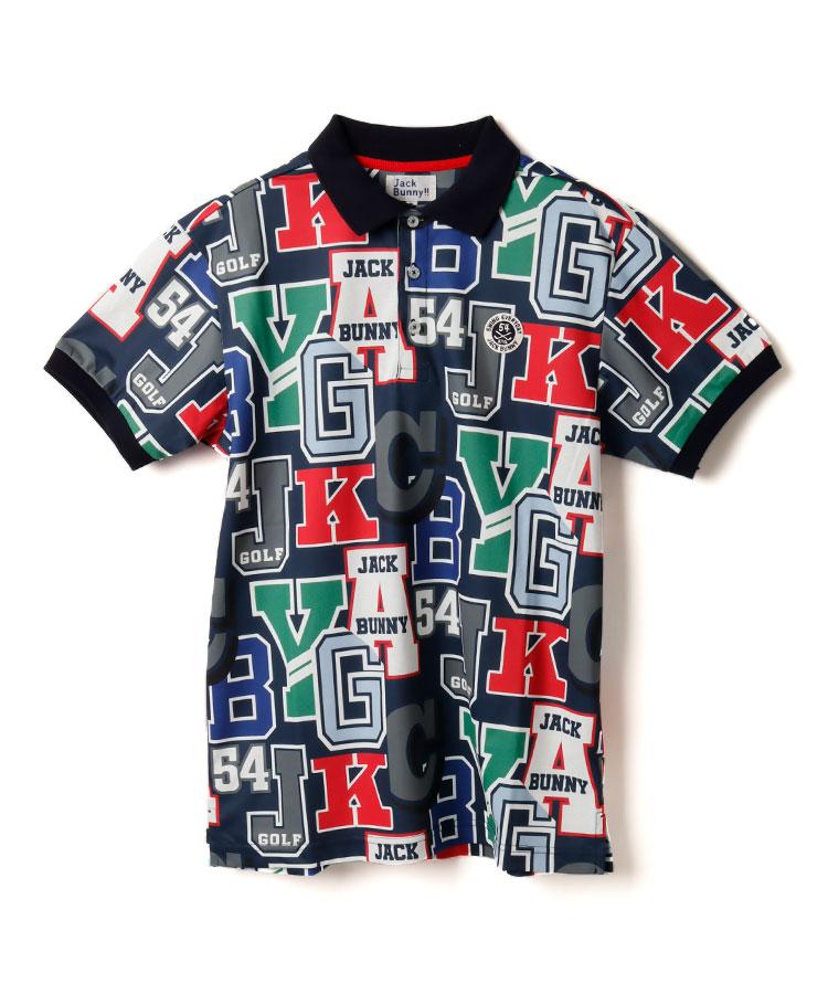 【2000円クーポン付き】JB クレイジーロゴ◆ポロシャツ