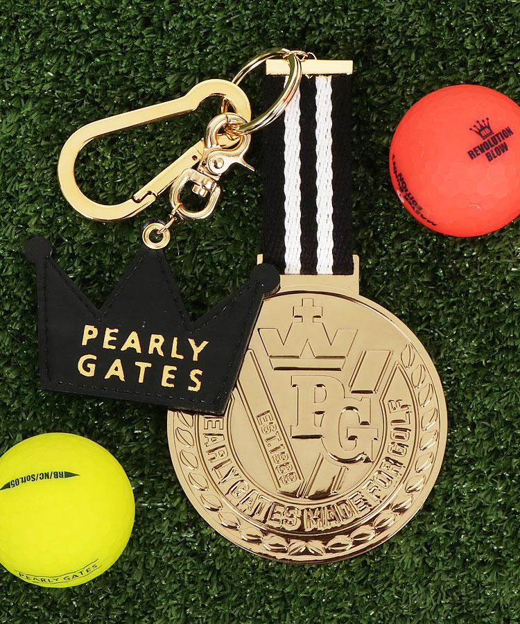 PG メダル型★ネームタグ&ティーホルダー