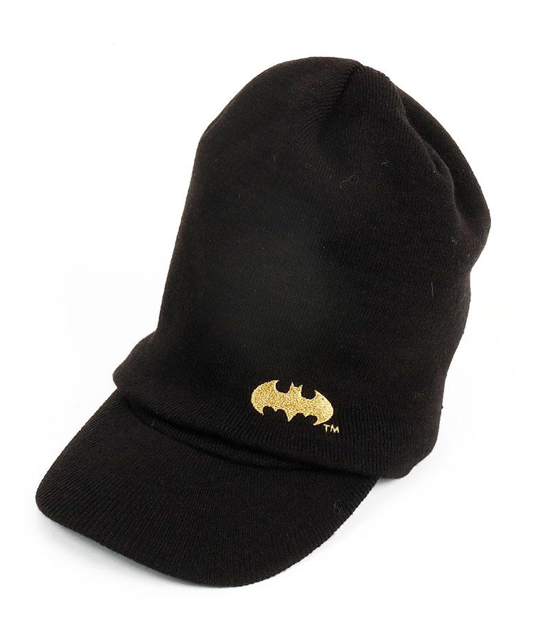 MB BATMAN★ニット帽×バイザーコンビ