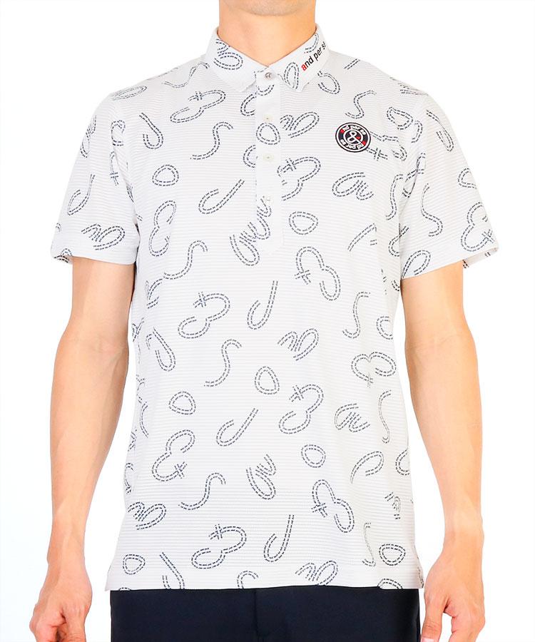 AP ロープロゴ吸水速乾ポロシャツ