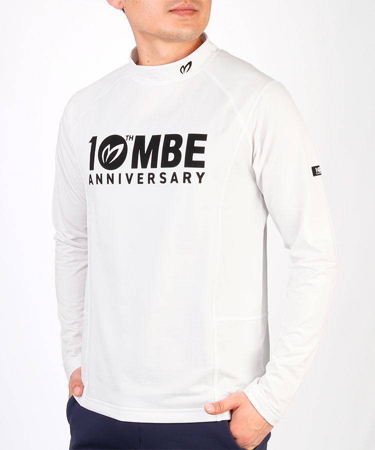 MB 10thアニバーサリー◆ポリモックネック
