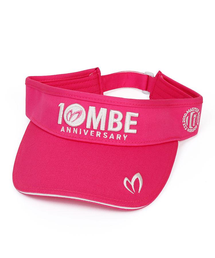 MB 10MBE刺繍★アニバーサリーバイザー