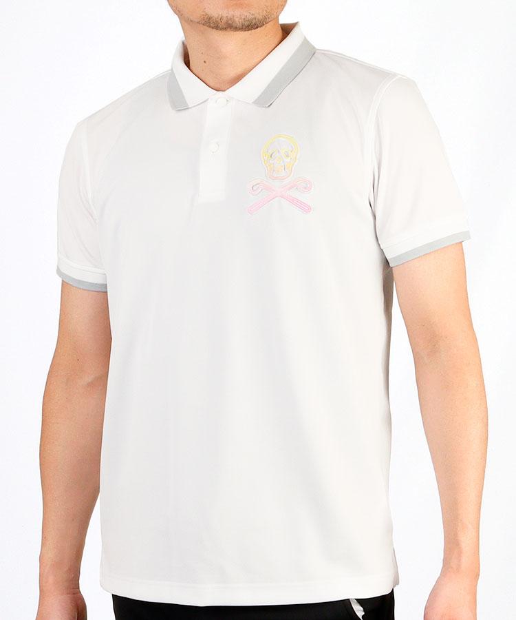 ML 3Dロゴポロシャツ