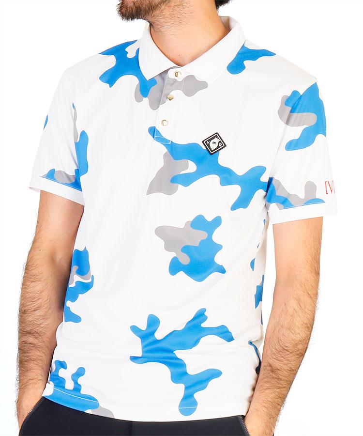VI ライトカモポロシャツ