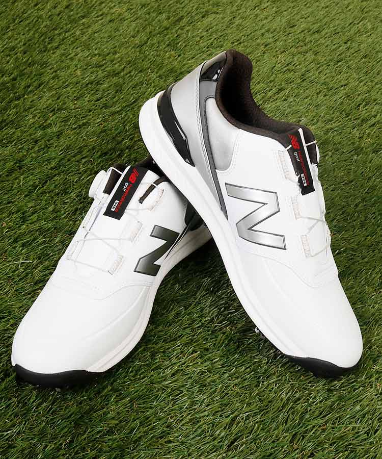 NS Boaレーシングスパイクシューズ(ホワイト)