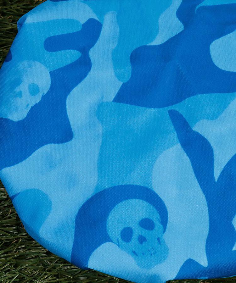 ML Skullカモフラ柄◆アイスバッグ