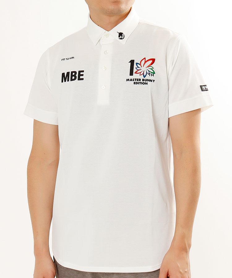 MB 10thアニバーサリー◆スペースマスター半袖ポロシャツ