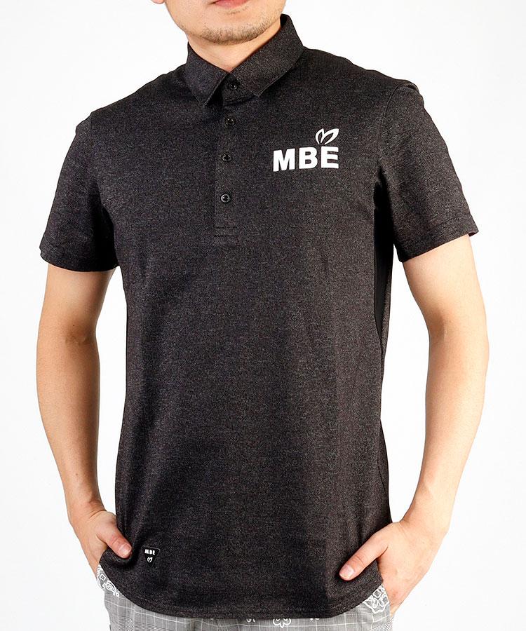 MB 高ストレッチ◆半袖ポロシャツ