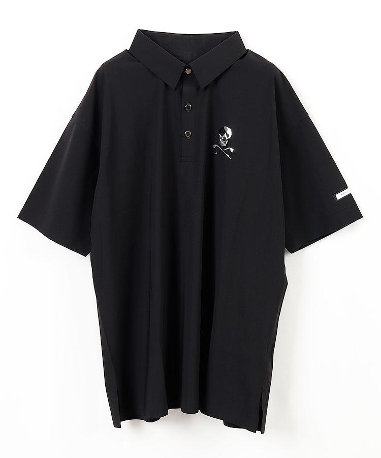 ML Backライン◆半袖ポロシャツ