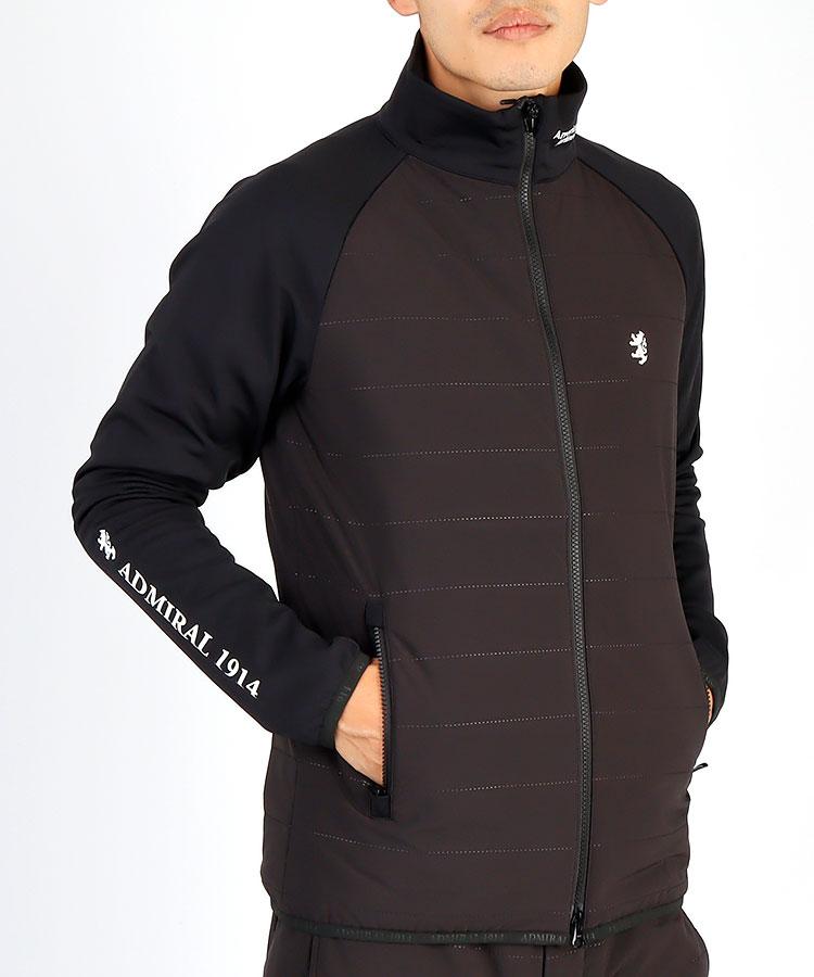 AM Stretchフルジップジャケット