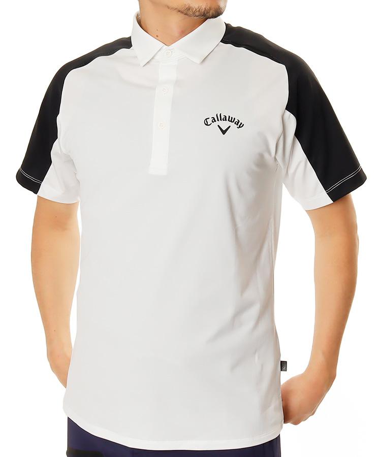 CA CoolFesta◆配色半袖ポロシャツ