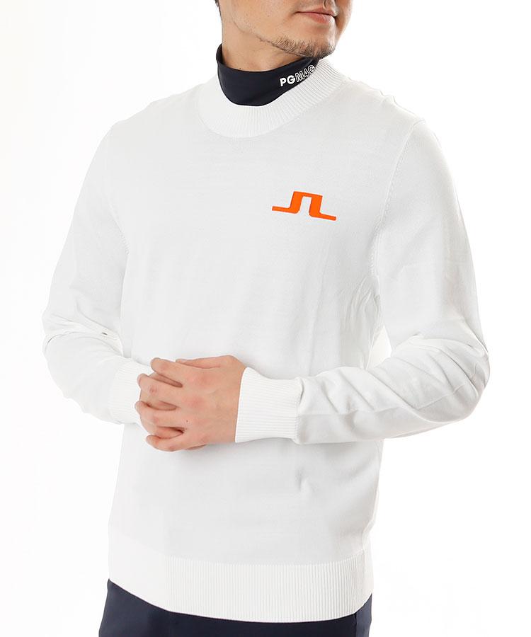 JL Simpleロゴ◆クルーネックニット