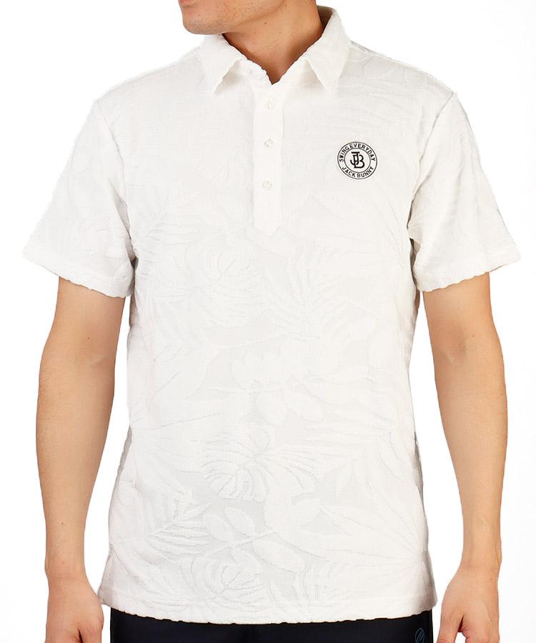 JB パイル半袖ポロシャツ