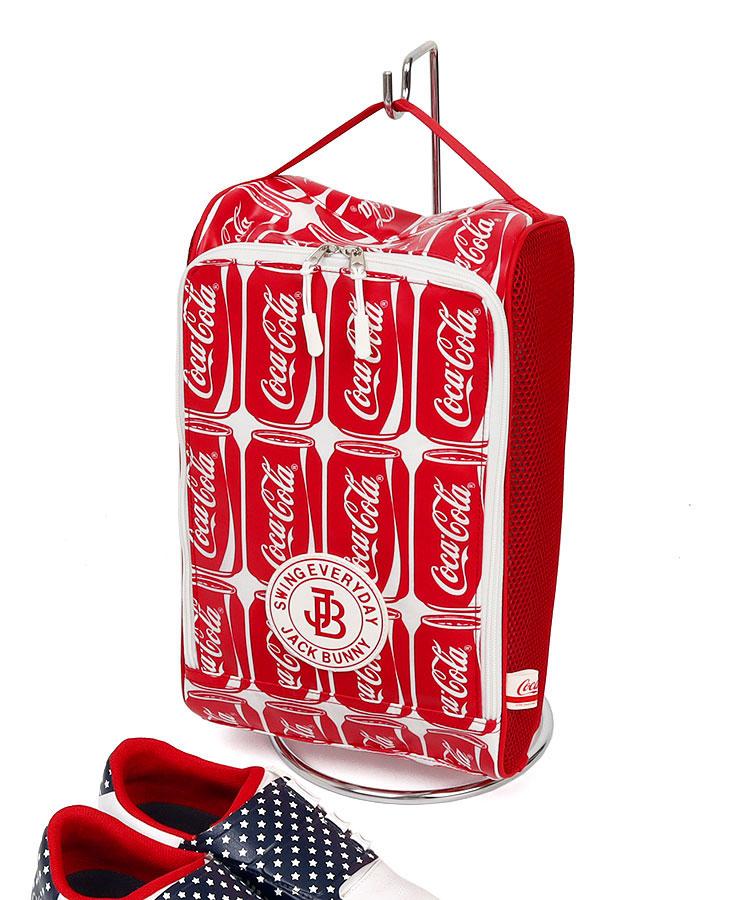 JB CocaCola缶デザイン★シューズケース