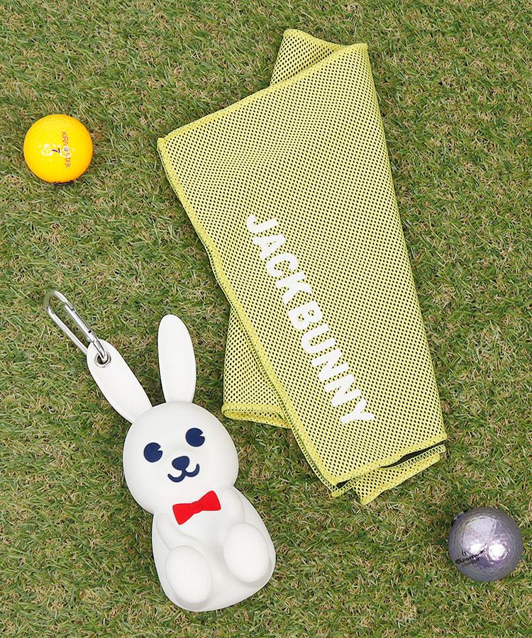 JB Bunny型★タオル付きホルダー