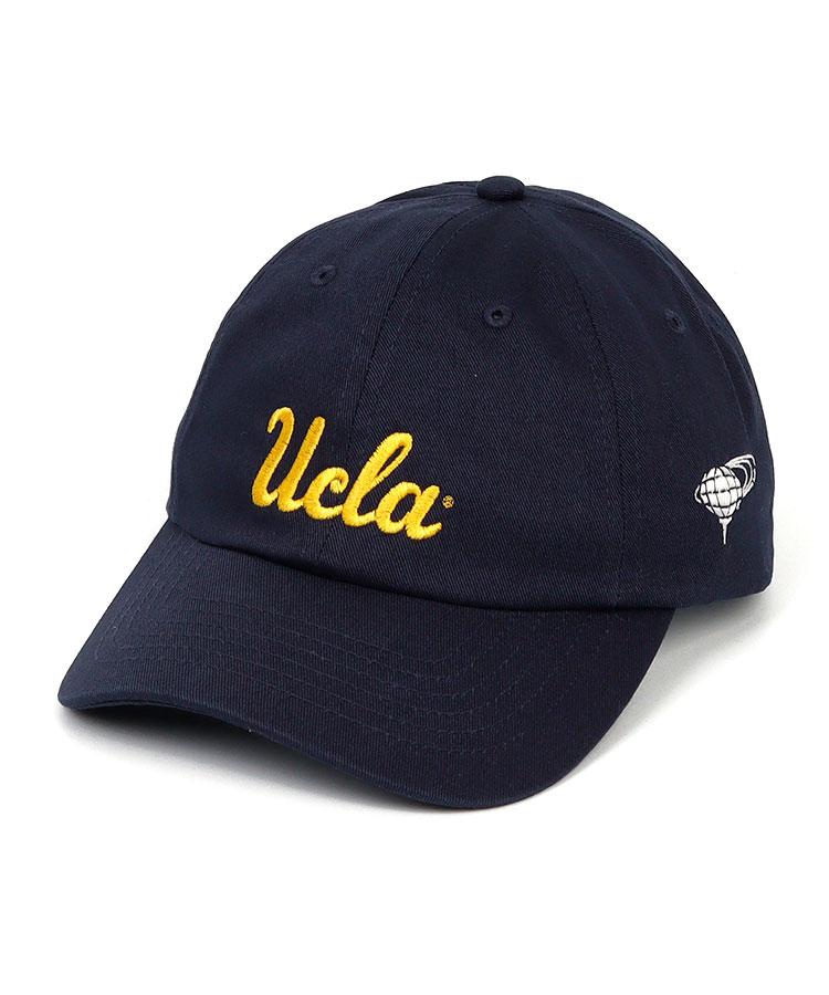 BE UCLAコラボ◆ネームタグ付き選べるロゴキャップ