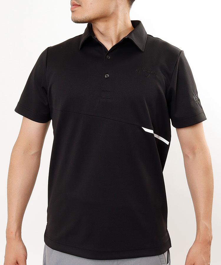 CA 汗染みしにくい◆UV半袖ポロシャツ