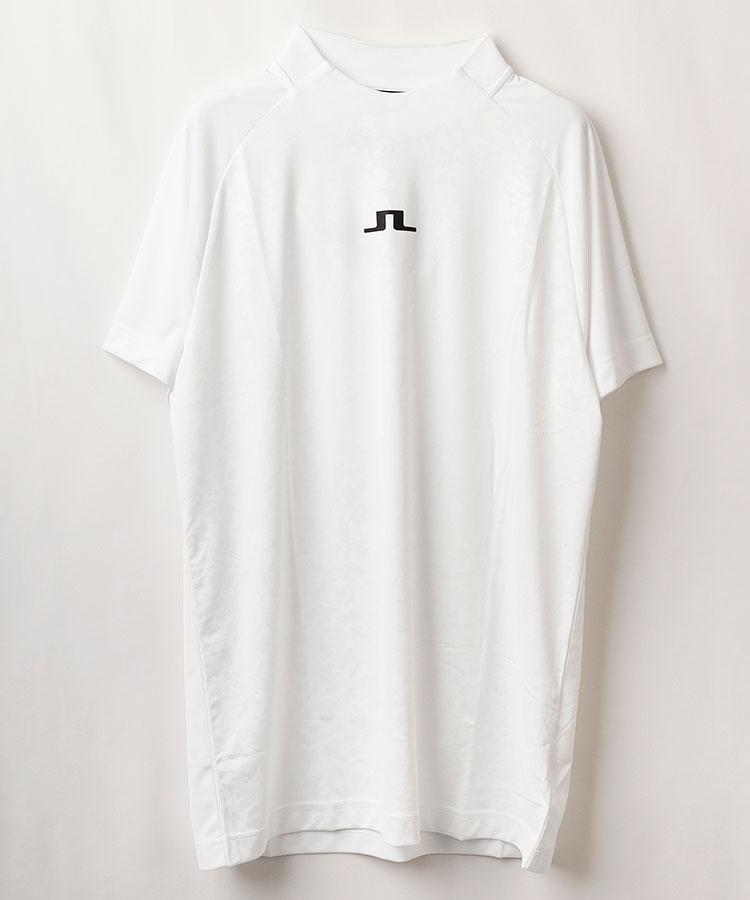 JL レオパ柄◆ラグランスリーブ半袖カットソー