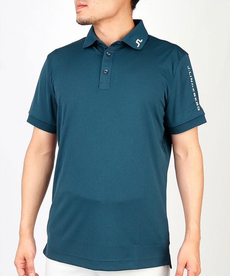 JL スリムフィット半袖ポロシャツ