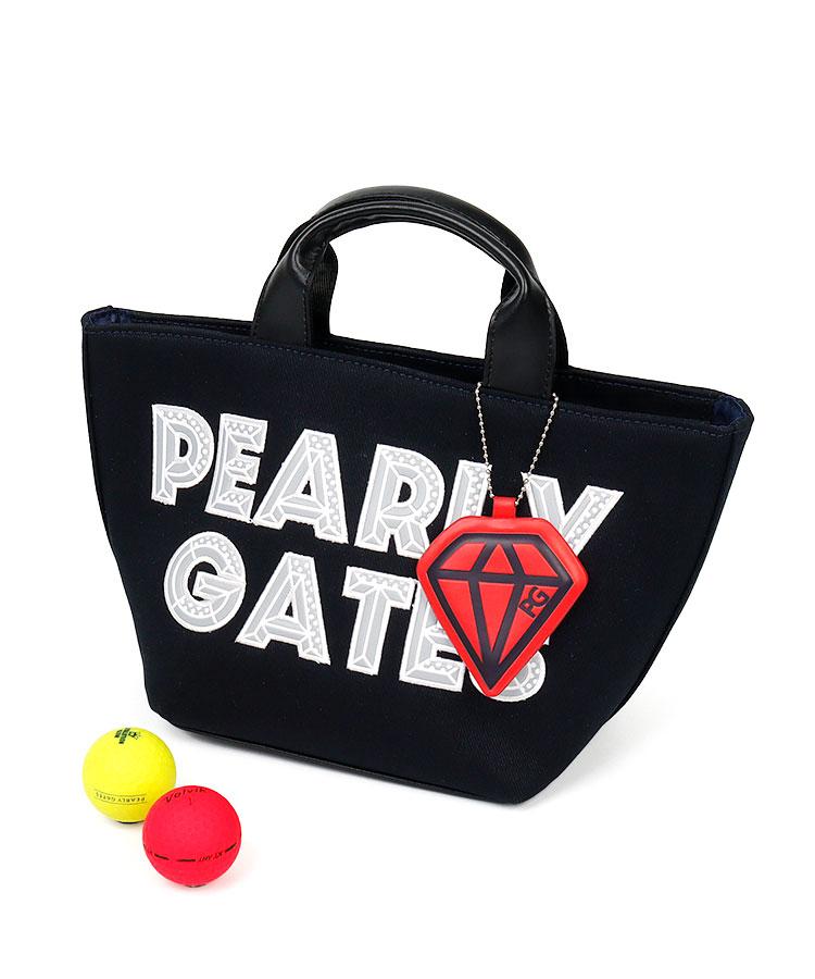 PG ダイヤカットロゴ◆キャンバスカートバッグ