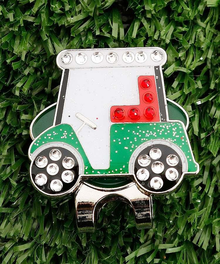 NV GolfCartマーカー