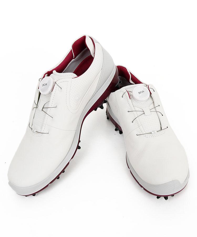 EC GolfBiomG2◆YAKレザースパイクシューズ(ホワイト)