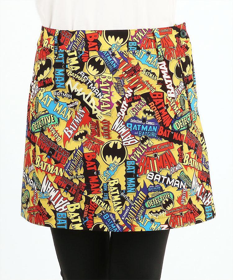 MB BATMAN★コミック総柄スカート