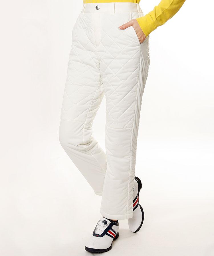 JR ダイヤキルト切替◆防風中綿パンツ