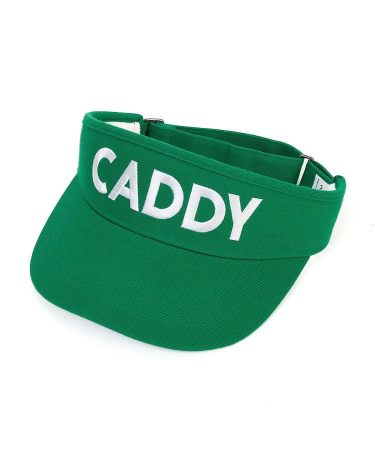 BC 「CADDY」パネル刺繍バイザー