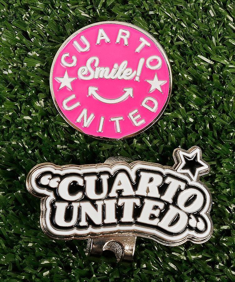 CU Smile!ロゴ入りトップマーカー