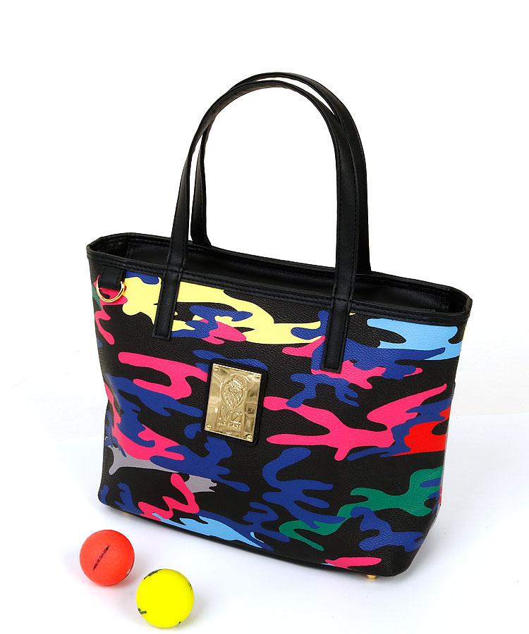 VI カモフラ柄◆カートバッグ(マルチ)