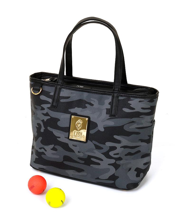 VI Monotoneカモフラ柄◆カートバッグ