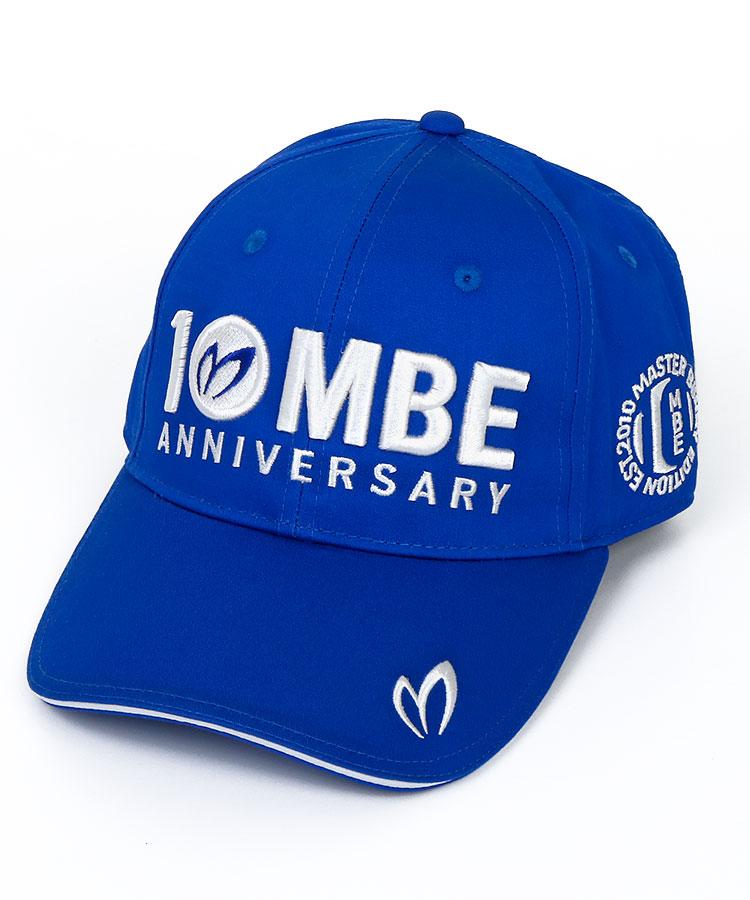MB 10MBE刺繍★アニバーサリーキャップ