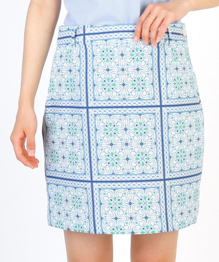 FB 選べる4柄♪プリントスカート