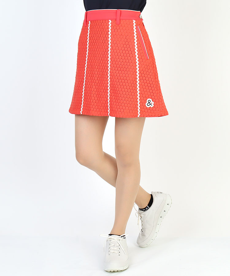 AP ドットレース♪スカート