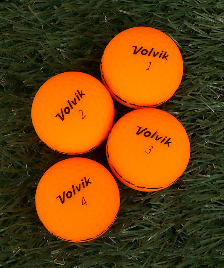 VO Volvik◆カラーボールセット(1ダース)