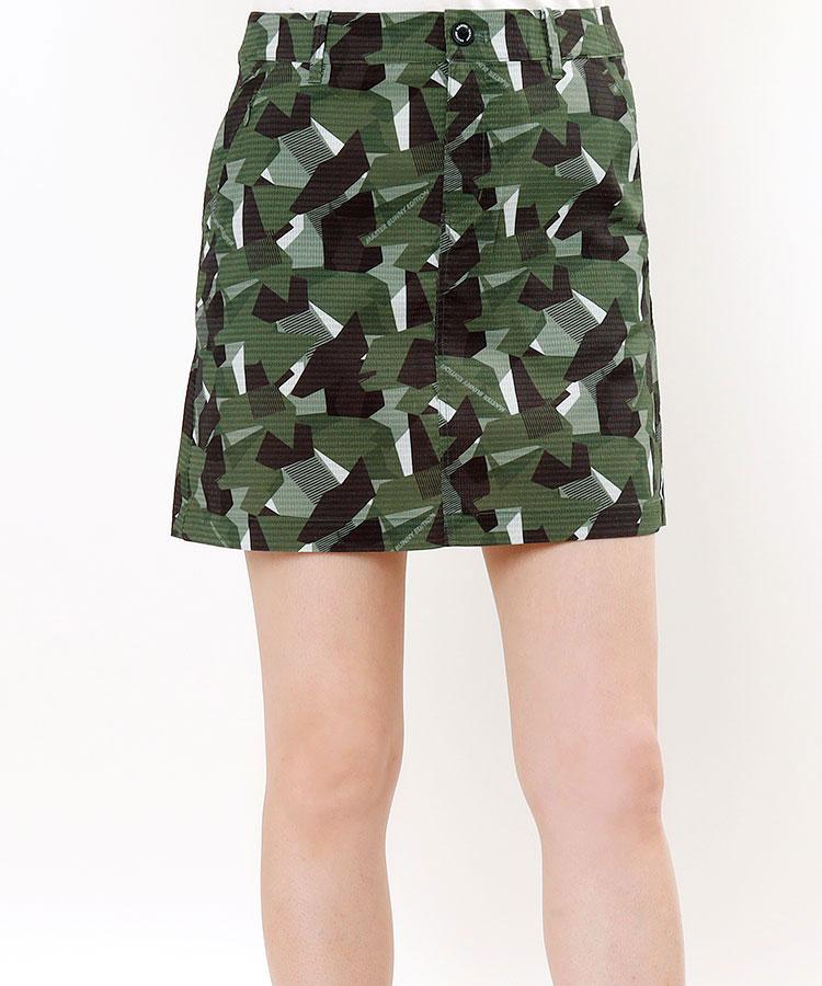 MB CoolDots♪デジカモプリントスカート