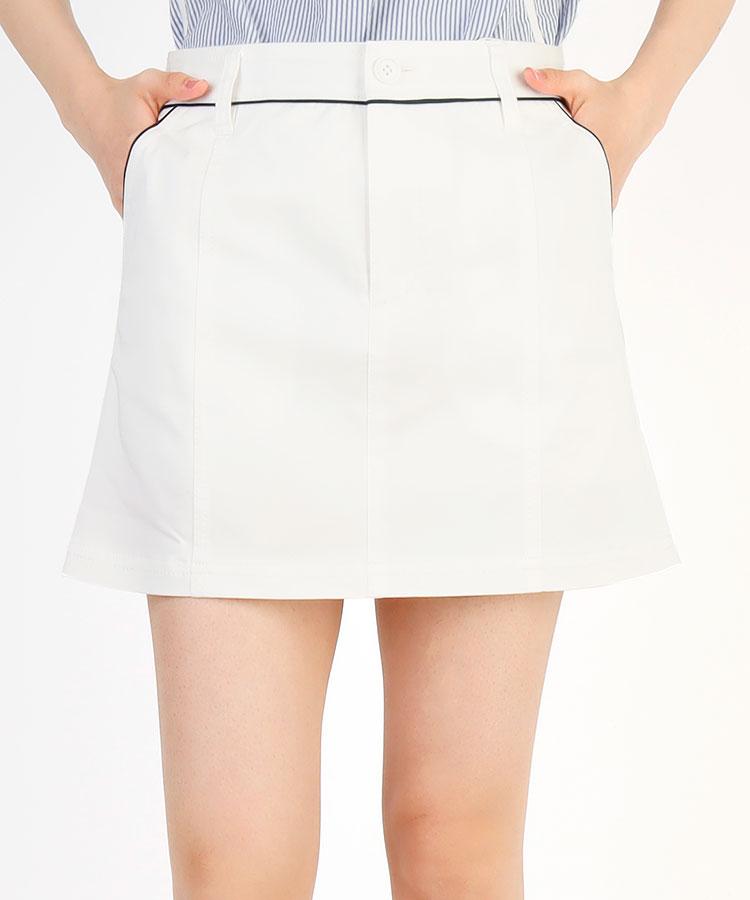 JR ギャバストレッチ◆パネル切替スカート