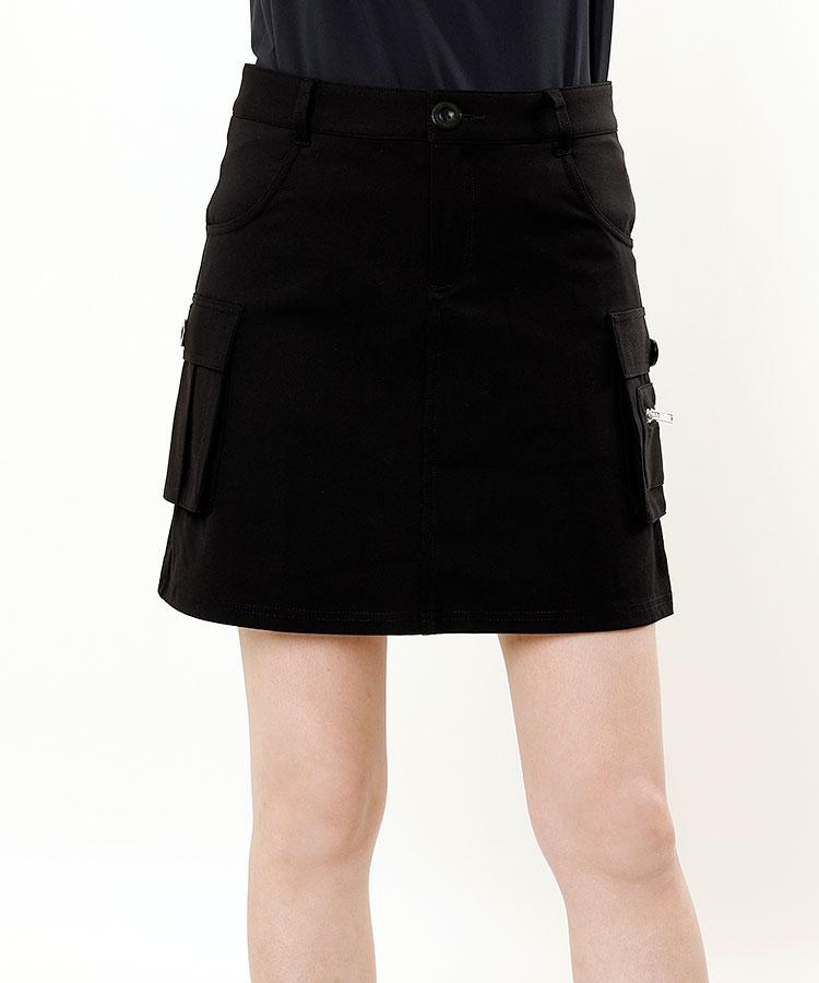 DL カラバリ豊富◆Stretchカーゴスカート