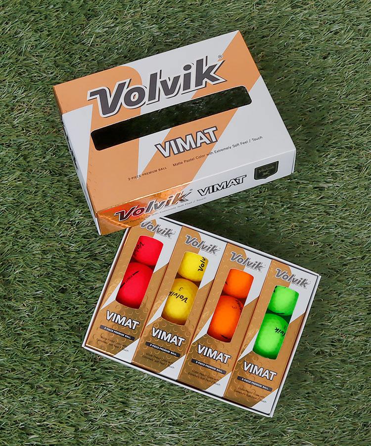 VO Volvik◆VIMATマルチカラーボールセット
