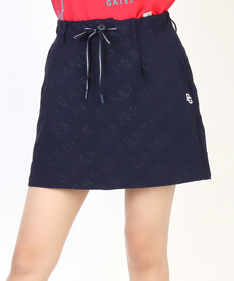 PG エンボスロゴ◆Stretchスカート