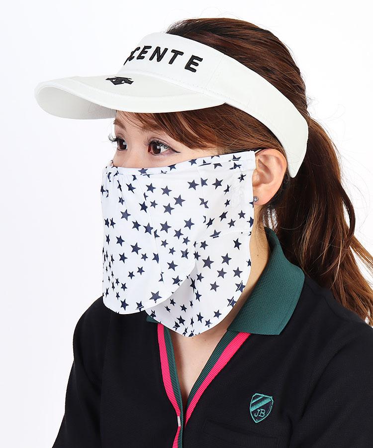 DL 選べるデザイン★UVCUT冷感マスク