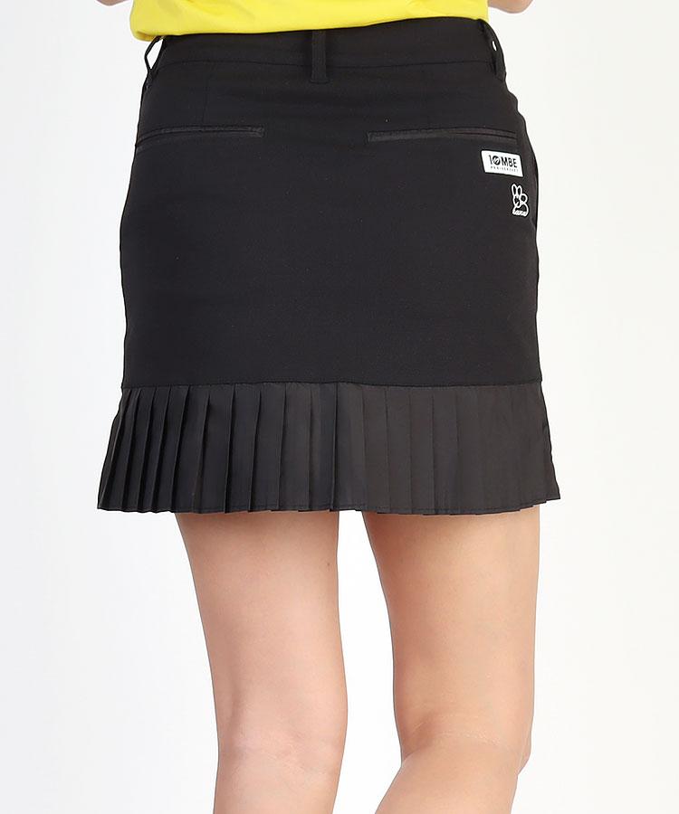 MB Back裾プリーツ◆スカート