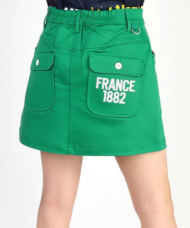 LQ Backロゴ★ストレッチスカート
