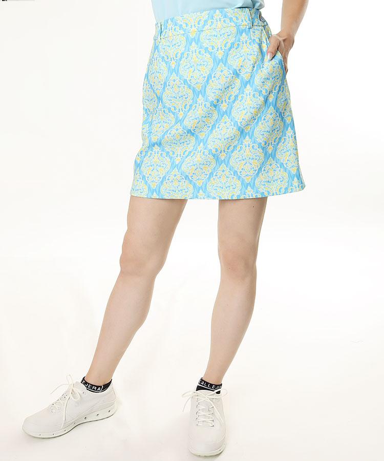FB 選べる柄★プリントスカート