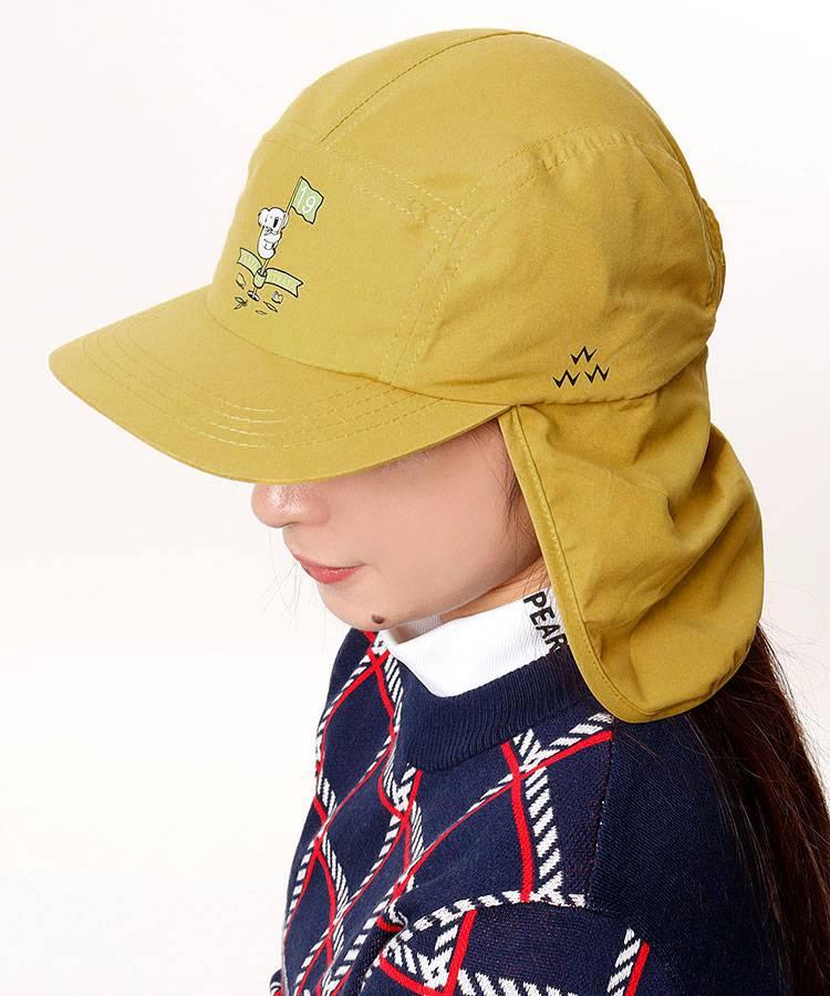 BC 選べるデザイン★ケープ付きキャップ